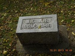 J Clair Walker