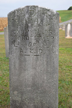 Abraham Drumheller