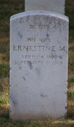Ernestine M Alexander