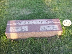 John Walker Boustead, Sr