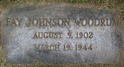 Letha Fay <i>Johnson</i> Woodrum