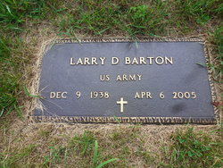 Larry Dean Barton