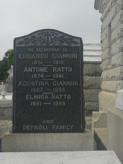 Antone B Ratto