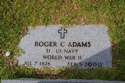 Roger Carroll Adams