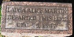 Laura Alice <i>Bartle</i> Martin