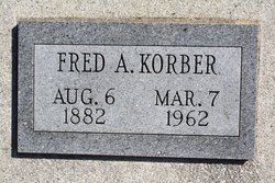 Frederick August Korber