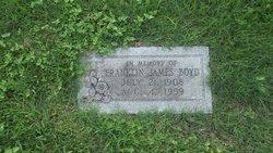 Franklin James Boyd