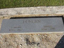 Eunice <i>Lyle</i> Duncan