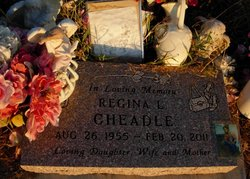 Regina Lee <i>Colbert</i> Cheadle