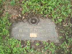 Bessie <i>Hardy</i> Chappell