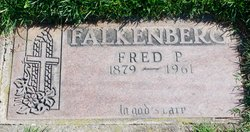Frederick Peter Cy Falkenberg
