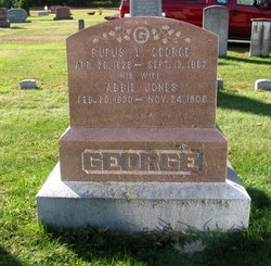 Abigail Abbie <i>Jones</i> George