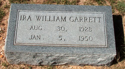 Ira William Garrett