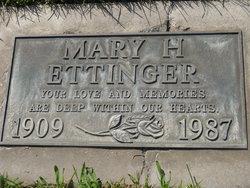 Mary H Ettinger