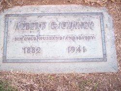 Albert G Chaney