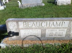 Annie Bell <i>Boyd</i> Beauchamp