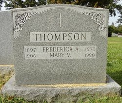 Frederick A Thompson