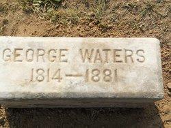George Knappenberger Waters