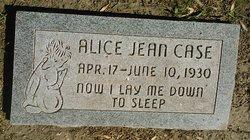 Alice Jean Case