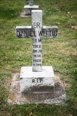 Br Daniel O. Wittig