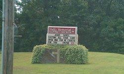 Hall Memorial Cemetery