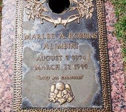 Marlee Ann <i>Robbins</i> Alimbini