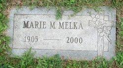 Marie Mabel Florence <i>Peth</i> Melka