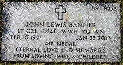 John L. Banner, Jr