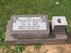William Hueitt Bill Black