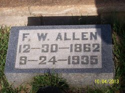 Felix Walter Allen