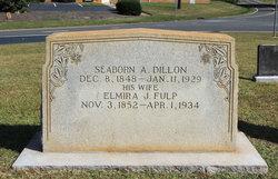 Elmira Jane <i>Fulp</i> Dillon