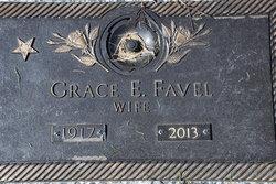 Grace E. <i>Morrison</i> Favel