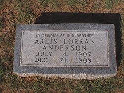 Arlis Lorran Anderson
