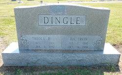Rev Irving Dingle, Sr