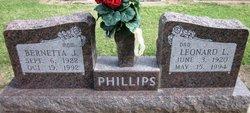 Bernetta J. <i>Cooley</i> Phillips