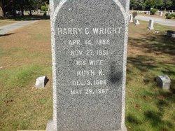 Ruth Spencer <i>Kappell</i> Wright