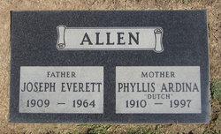Joseph Everett Allen