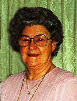 Jewel Adeline <i>Bergman</i> Barker