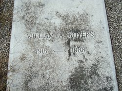 William A Boyers