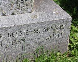 Bessie M Arnott
