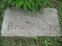 Anna Victoria <i>Eden</i> Brookshire
