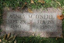 Agnes Marie <i>Hannan</i> O'Neill