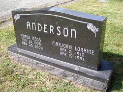 Marjorie Loraine Anderson