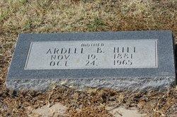 Ardell B Hill
