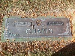 Bernice Corlenda Bea <i>Wilson</i> Chapin