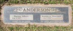 Kathleen <i>Thornhill</i> Anderson
