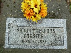Simon Thomas Forster