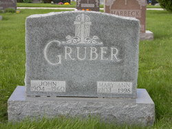 Mary Ann <i>Goretski</i> Gruber