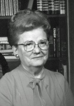 Thelma Jane Burke