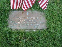 Gen John Neville